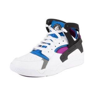 """Nike Air flight huarache PRM QS """"White Lion Blue"""""""